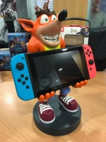 "Figurine ""cable guy"" Crash Bandicoot"