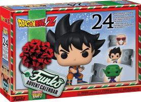 Calendrier de l'avent Funko Pop Dragon Ball Z