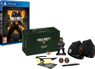 Call of Duty : Black Ops IIII (PS4) + box de goodies offerte