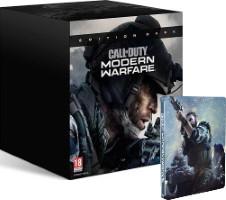 Call of Duty: Modern Warfare Dark Edition (PS4) + steelbook offert