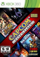 Capcom Essentials (Xbox 360)