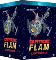 "Intégrale ""Capitaine Flam"" (blu-ray)"