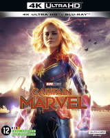 Captain Marvel (blu-ray 4K)