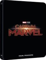 Captain Marvel édition steelbook (blu-ray 4K)