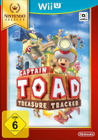 Captain Toad Treasure Tracker édition Selects (Wii U)