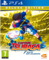 Captain Tsubasa: Rise of New Champions édition Deluxe (PS4)