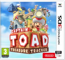 Captain Toad Treasure Tracker (3DS)