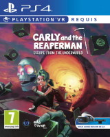 Carly and the Reaper Man: Escape from the Underworld (PS4)