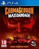 Carmageddon Max Damage (PS4)