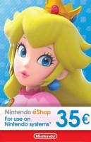 Carte Nintendo eShop de 35€