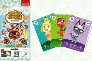 Cartes amiibo Animal Crossing série 5