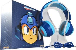 Casque audio édition limitée Mega Man