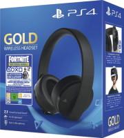 Casque sans fil Gold (PS4)