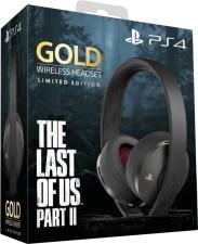 """Casque Gold édition limitée """"The Last of Us part II"""""""