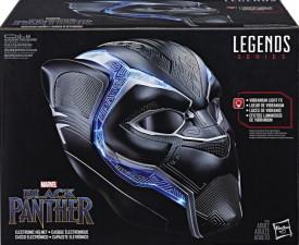 Casque Hasbro Black Panther échelle 1