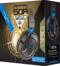 Casque Ear Force Turtle Beach Recon 50P (PS4)