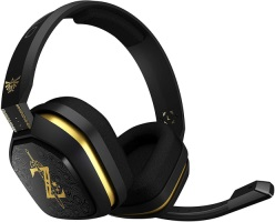 "Casque ASTRO Gaming A10 édition ""Zelda: Breath of The Wild"""