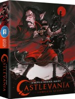 Castlevania saison 1 édition collector (blu-ray)