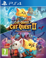 Cat Quest + Cat Quest II : Pawsome Pack (PS4)
