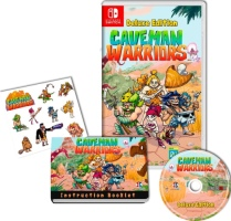 Caveman Warriors édition Deluxe (Switch)