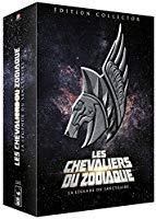 Les Chevaliers du Zodiaque : La légende du Sanctuaire édition collector (blu-ray)