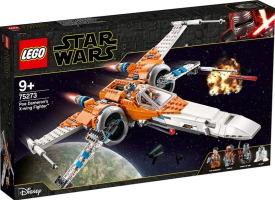 Chasseur X-wing de Poe Dameron Lego 75273