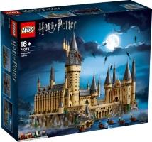 Château de Poudlard en Lego
