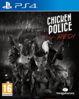 Chicken Police: Paint it Red! (PS4)