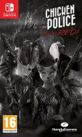 Chicken Police: Paint it Red! (Switch)
