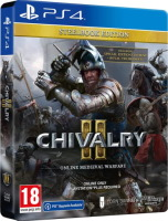 Chivalry II édition steelbook (PS4)