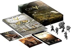 Sid Meier's Civilization V édition collector (PC)