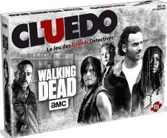 """Cluedo """"The Walking Dead"""""""