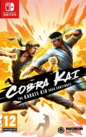 Cobra Kai: The Karate Kid Saga Continues (Switch)