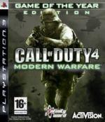 Call of Duty 4: Modern Warfare [Edition Jeu de l'année] (PS3)