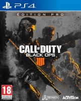 Call of Duty : Black Ops IIII édition Pro (PS4)