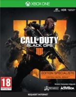 Call of Duty : Black Ops IIII édition spécialiste (Xbox One)