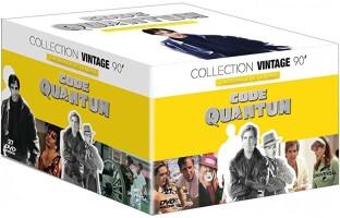 Code Quantum : intégrale DVD (5 saisons, 97 épisodes)