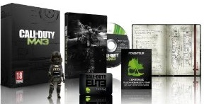Call of Duty Modern Warfare 3 édition hardened (xbox 360)