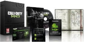 Call of Duty Modern Warfare 3 édition hardened (PS3)