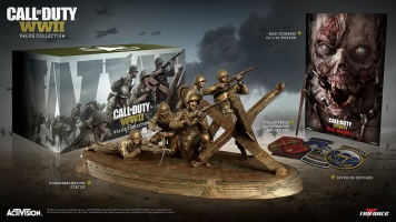 "Coffret collector ""Call of Duty : WWII"""