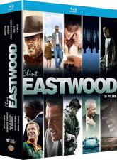 Coffret 10 films de Clint Eastwood (blu-ray)