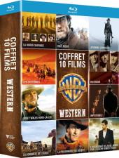 Coffret 10 Western (blu-ray)