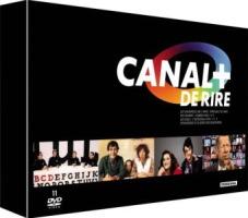 Coffret Canal+ de rire (DVD)
