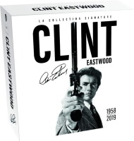 Coffret Clint Eastwood : La collection signature (blu-ray)