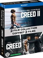 Coffret Creed + Creed II (blu-ray)