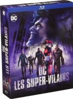 """Coffret """"DC : Les super-vilains"""" (blu-ray)"""
