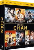 Coffret 6 films de Jackie Chan (blu-ray)