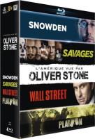 """Coffret """"L'Amérique vue par Oliver Stone"""" (blu-ray)"""