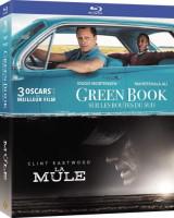 """Coffret """"La mule"""" et """"Green Book : Sur les routes du sud"""" (blu-ray)"""