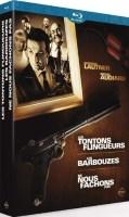 "Coffret ""Georges Lautner / Michel Audiard"" (blu-ray)"